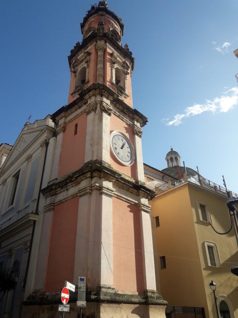 campanile dell'annunziata salerno