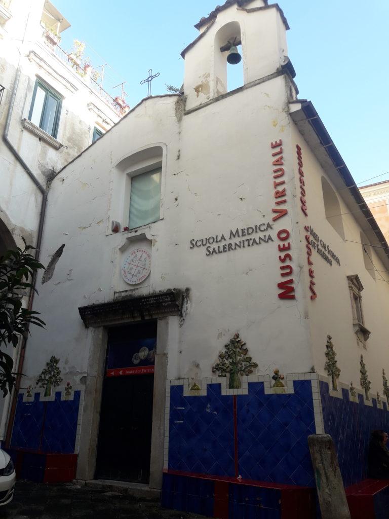 museo scuola medica saleritana
