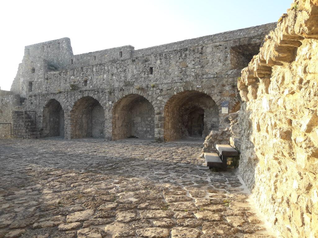 torre castello arechi