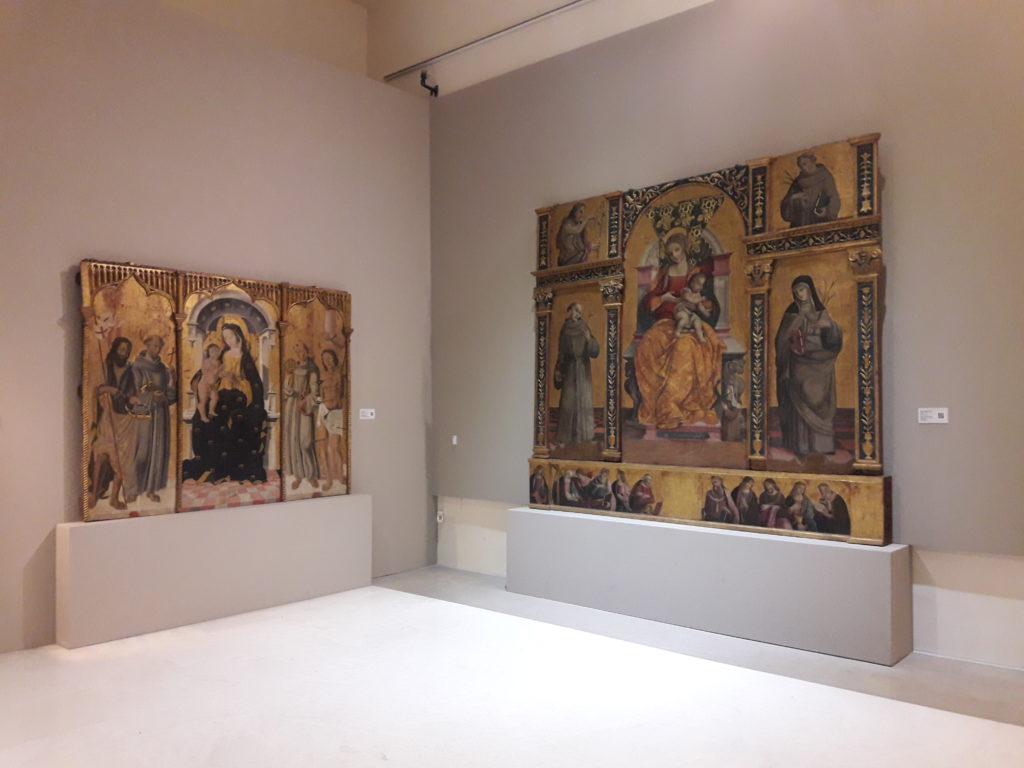 sala 500 museo diocesano salerno