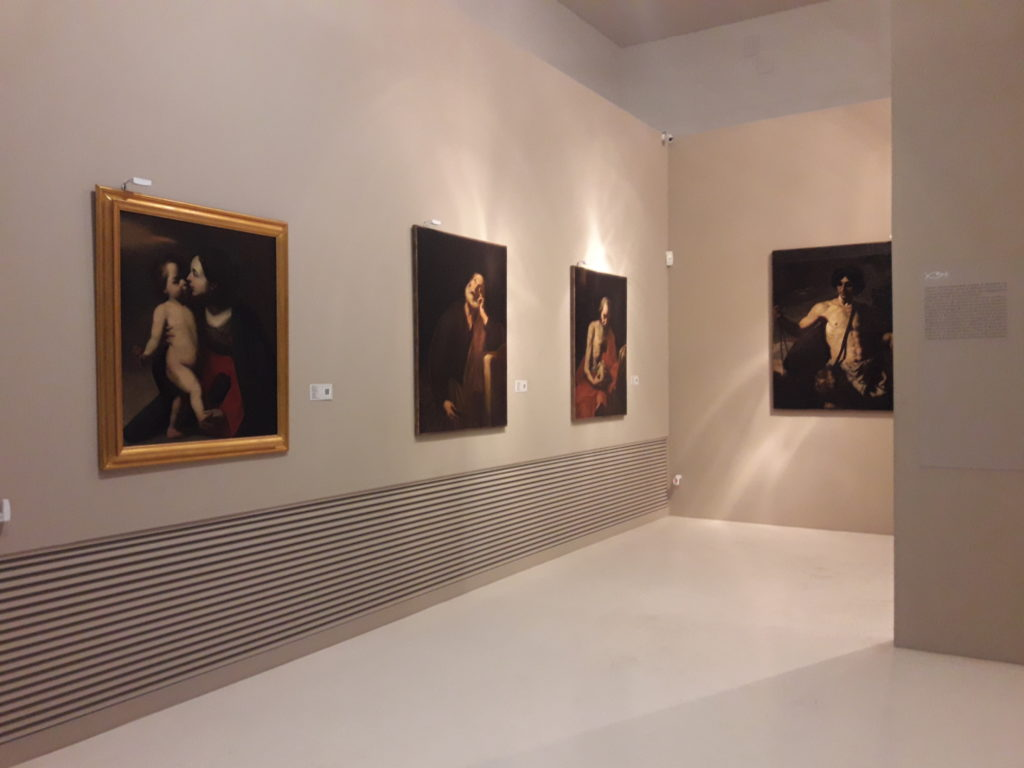 sala barocca museo diocesano di salerno