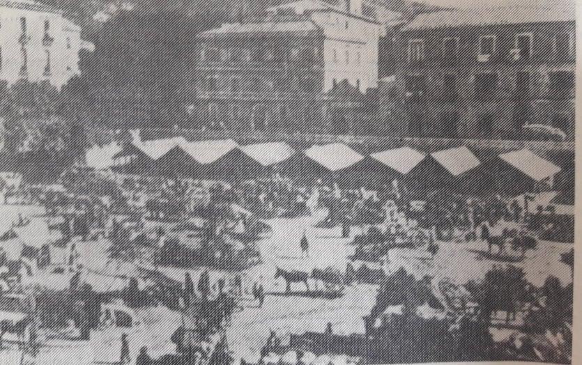 vecchio mercato centrale