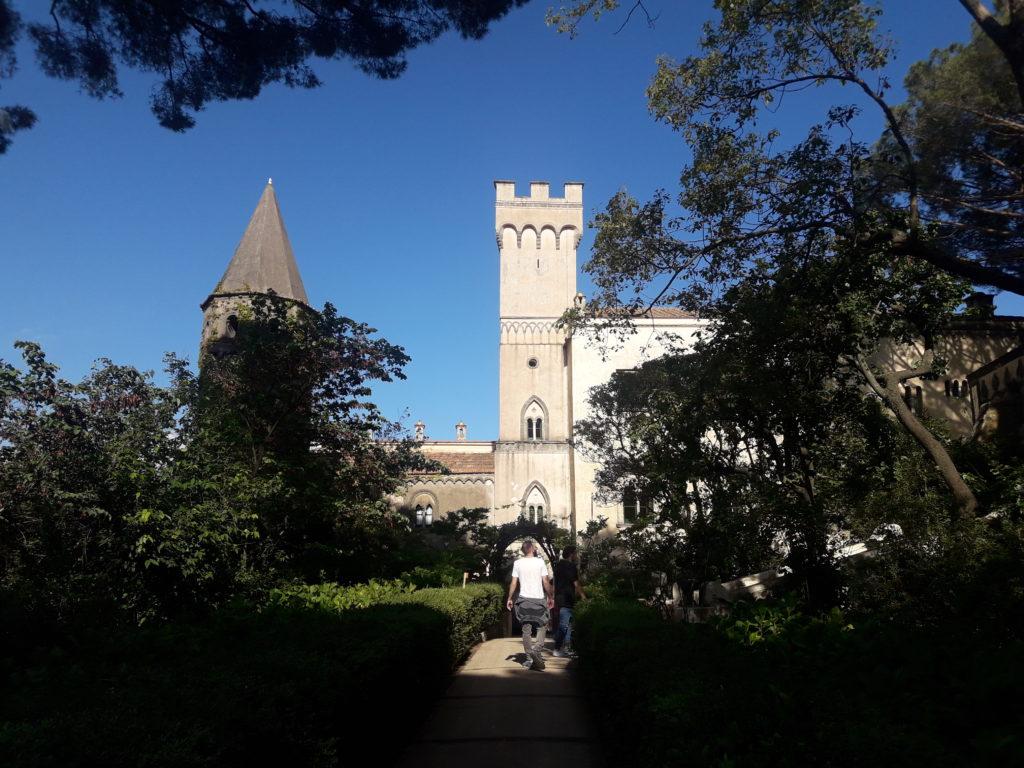 giardino villa cimbrone