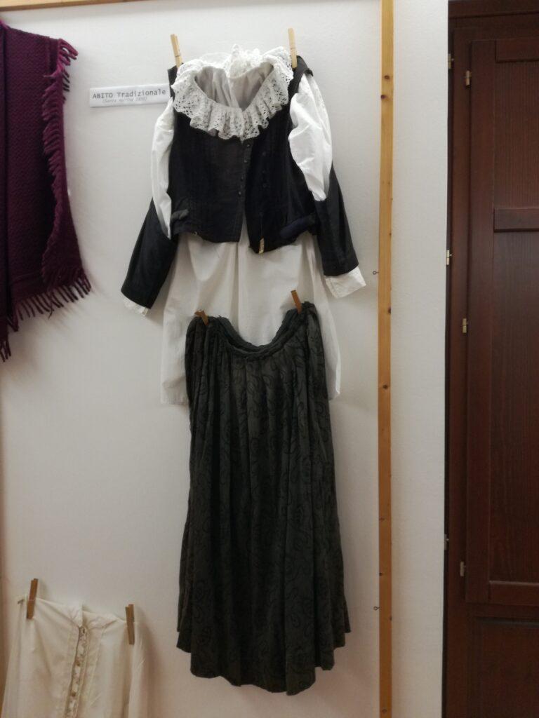 abito museo etnografico
