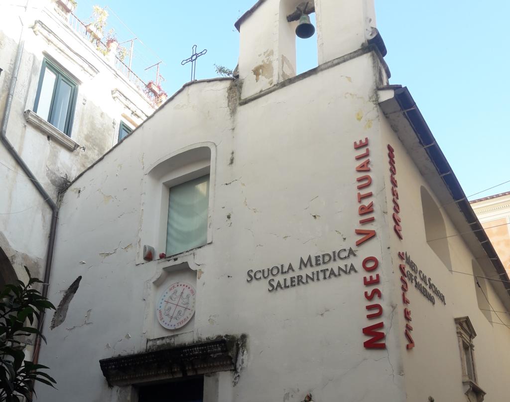 arte e cultura a salerno scuola medica salernitana museo virtuale