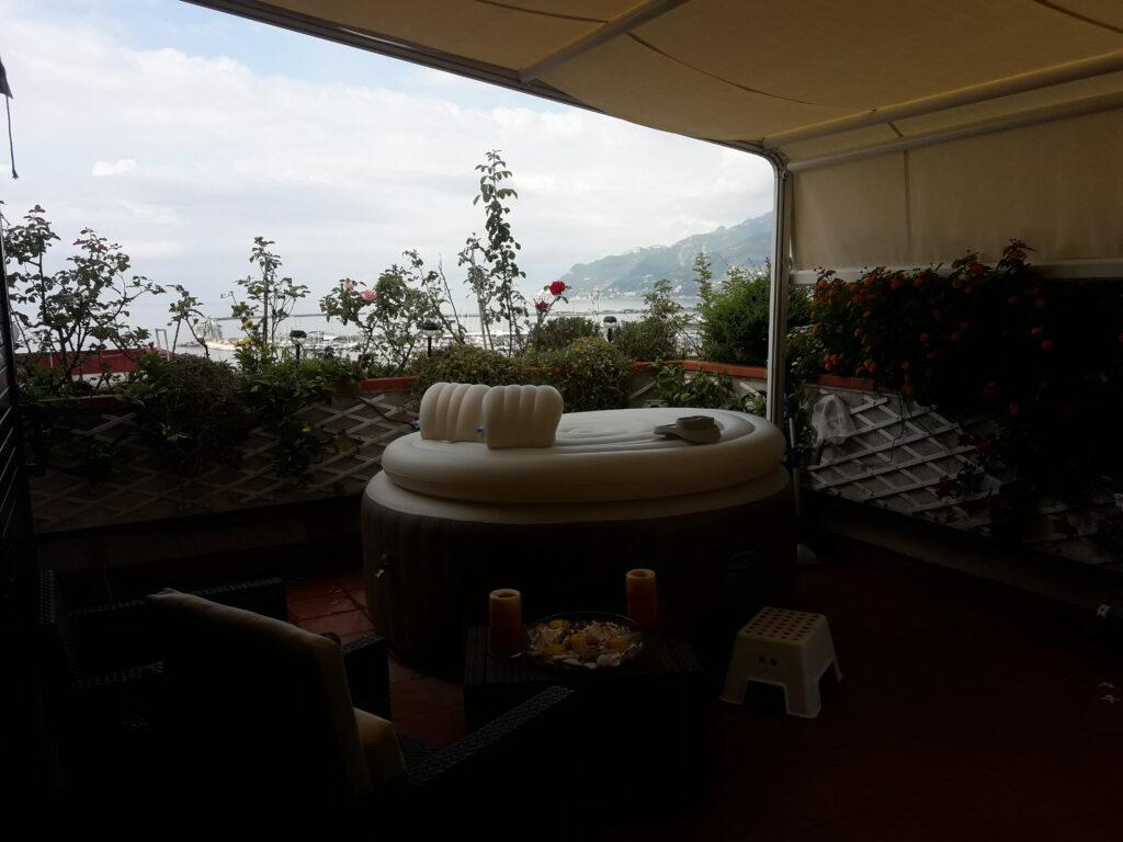 terrazza suite prestige