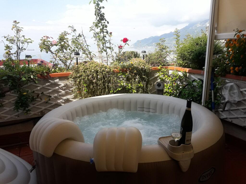 vasca suite prestige salerno