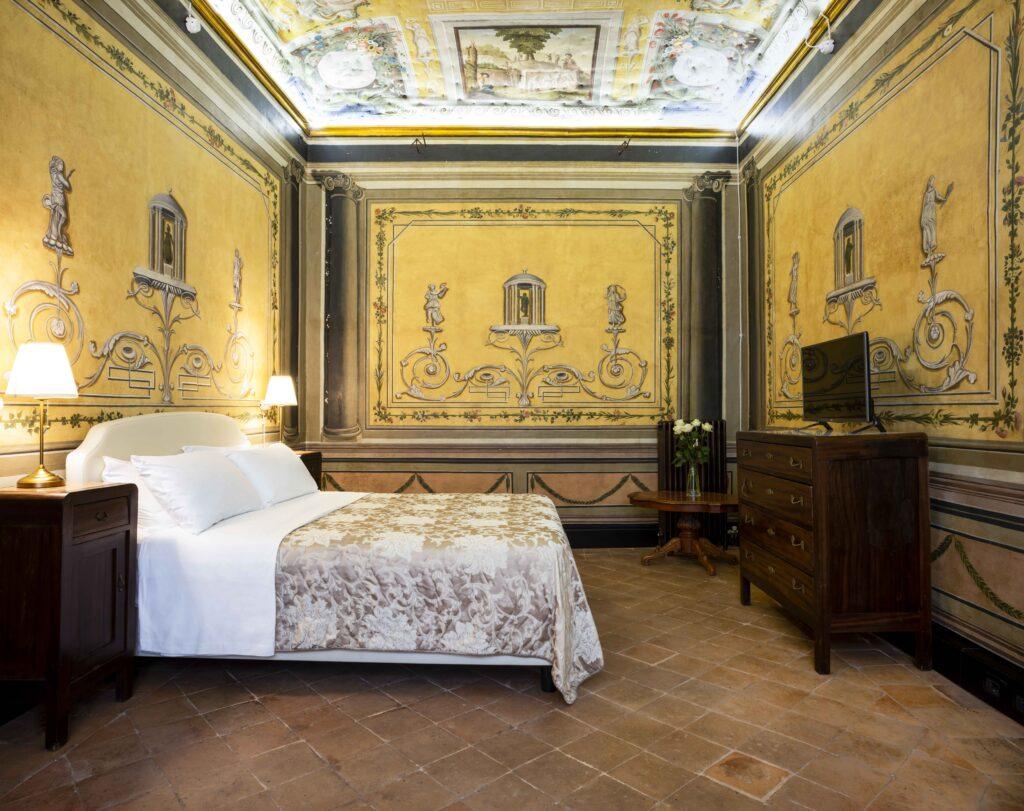 camera suite casa santangelo
