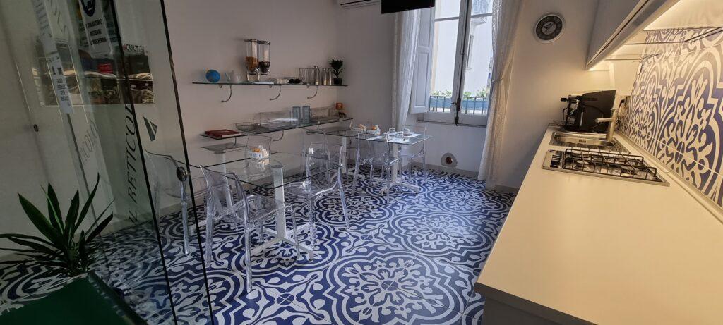 sala da pranzo il reticolo