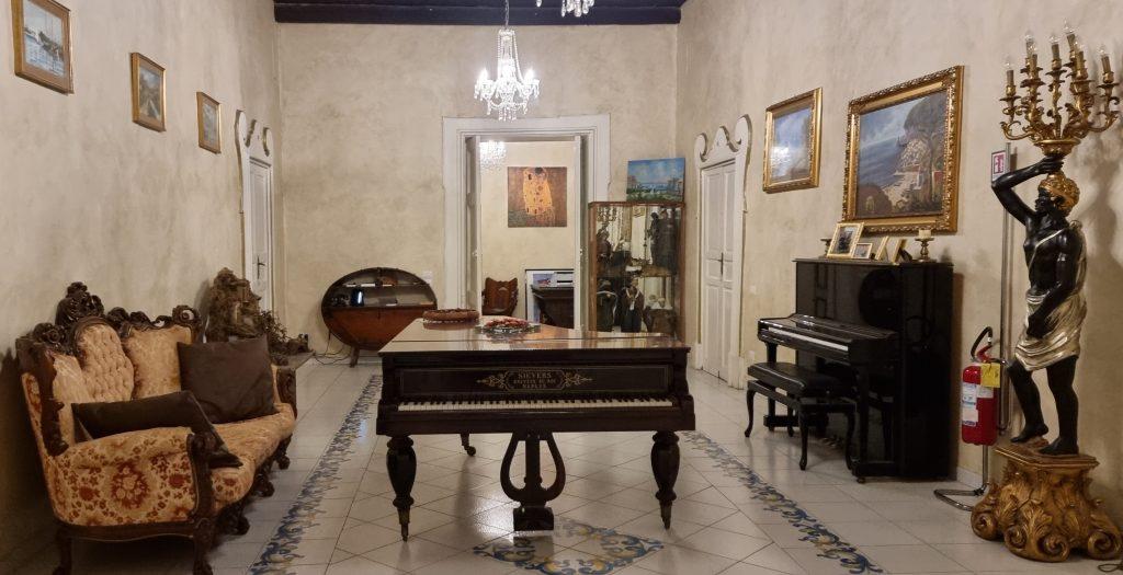 salotto suite palazzo luciani